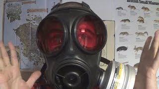 RANT: What is the purpose of a respirator/gas mask?