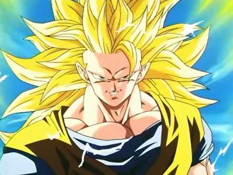 Goku SSJ3 Trasformazione alternativa