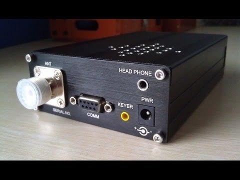 ** Unboxing and Review ** X1M PRO QRP Transceiver