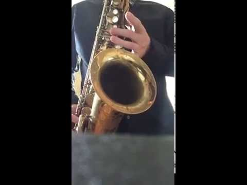 Xxx Mp4 1951 SBA Selmer Super Balanced Action Tenor Sax 47 Xxx 3gp Sex