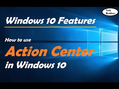 Xxx Mp4 How To Use Action Center In Windows 10 Windows 10 Features 3gp Sex