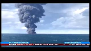 World News Today Oil Tanker sinks all people dead