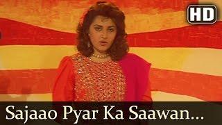 Khalnayika - Sajao Pyar Ka Sawan Kisi Ki - Sadhna Sargam - Kavita Krishnamurthy
