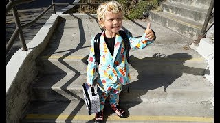 Tydus Goes BACK TO SCHOOL!!
