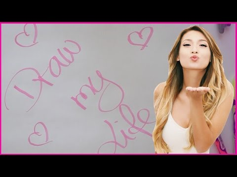 Xxx Mp4 Draw My Life ♥ I Paola Maria 3gp Sex