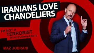 Maz Jobrani - Iranians Love Chandeliers