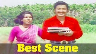 Aattukara Alamelu Movie : Sripriya Sethupathi, Sivakumar, Best Scene