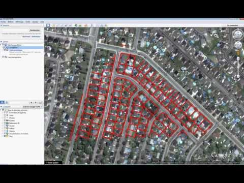 Cadlisp-Convert Google Earth to Autocad and Autocad to Google Earth (kml to dwg and dwg to kml)