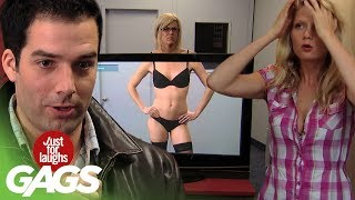 Best Sexy Pranks - Best of Just For Laughs Gags