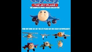 Jay Jay the Jet Plane (Model Series) - The Complete Collection