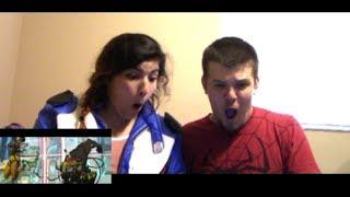 DOOMFIST Origin Story Trailer Overwatch Reactions