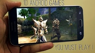 Best Android Games - May 2016