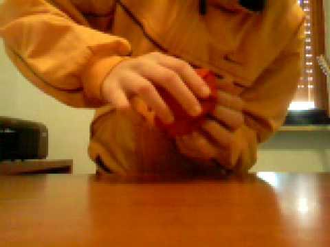 gichi di prestigio Il dito nel foulard
