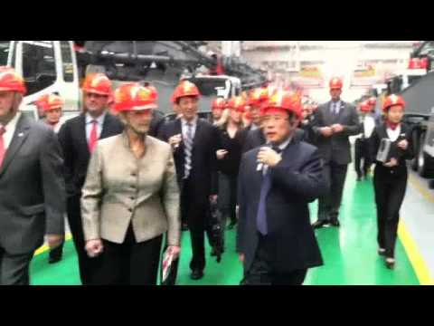 Xxx Mp4 Gov Deal Tours Sany 39 S Factory In China 3gp Sex