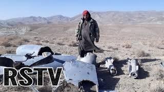 Los Talibanes entrenados por China ya pueden derribar Drones Estadounidenses