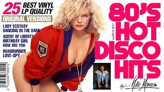 80's HOT DISCO HITS (Full album)