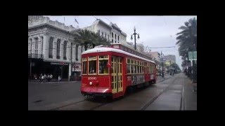 New Orleans Streetcars 2016