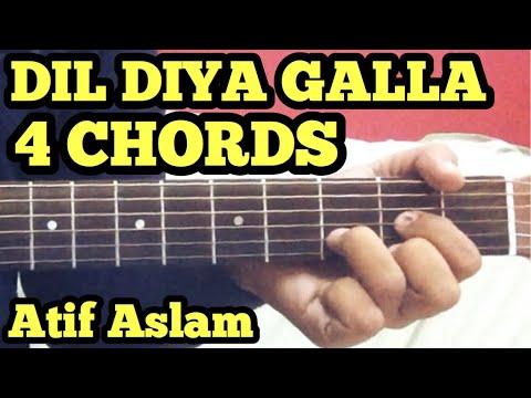 Xxx Mp4 Dil Diyan Gallan Guitar Chords Lesson Atif Aslam Tiger Zinda Hai Salman Khan Katrina Kaif 3gp Sex