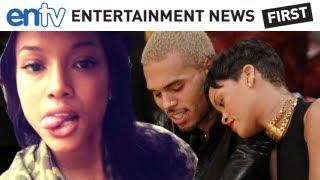 Karrueche Tran Explains The Chris Brown-Rihanna Love Triangle: ENTV