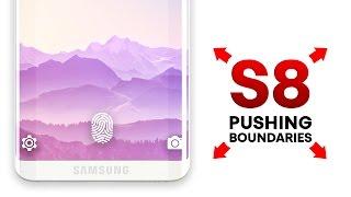 Samsung Galaxy S8 Stunning Design Leaked!