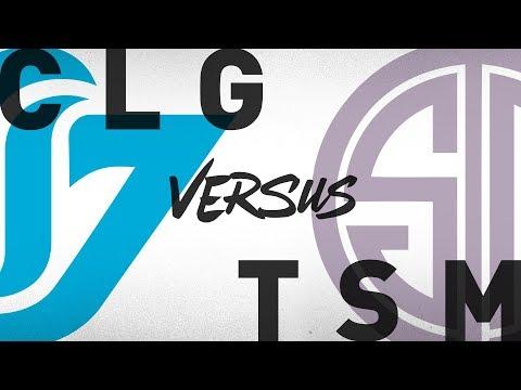 Xxx Mp4 CLG Vs TSM Week 8 Day 1 NA LCS Summer Split Counter Logic Gaming Vs TSM 2018 3gp Sex