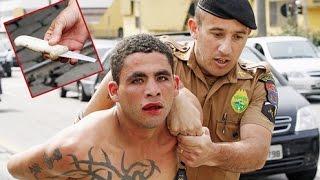 Ameaçou a Policia Militar de morte atrvés do funk  e depois pediu perdão !