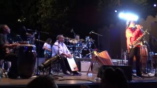 Mandrill - Hang Loose - Live @ Ford Amphitheatre Los Angeles 2012