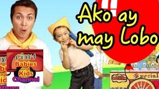 Ako Ay May Lobo | Pinoy BK Channel🇵🇭 | FILIPINO CHILDREN SONG (AWITING PAMBATA)