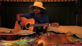 Raury performs
