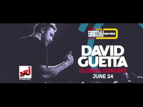 Download David Guetta - Grand Prix de France F1 2018 closing concert trailer free