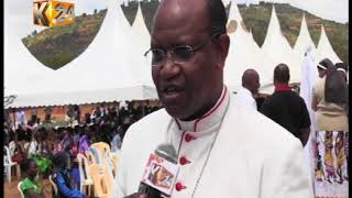 Catholic Bishops urge the youth in Machakos and Nyeri to maintain peace