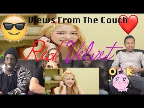 Red Velvet 레드벨벳 '빨간 맛 Red Flavor' MV Reaction Video!!
