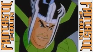 FANTASTIC FOUR (1994 TV series) (1990's Cartoon) - EPISODE #17 (REMASTERED) (HIGH QUALITY) ENG-DUB