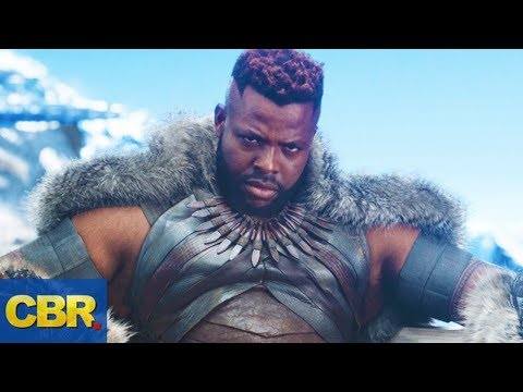 What Nobody Realized About The Other Tribes In Marvel s Black Panther