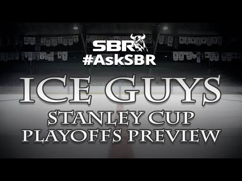 The Ice Guys Previewing Week 2 Of The Stanley Cup Playoffs