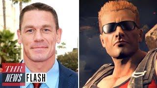 John Cena in Negotiations for