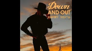Down and Out Instrumental (Slow Tempo Country Pop Beat) Sinima Beats