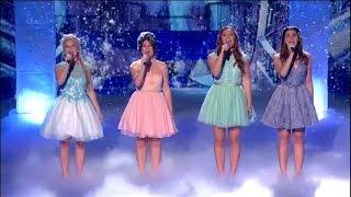 Britain's Got Talent 2015 S09E16 Semi-Finals Misstasia Disney Princess Singers