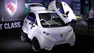 DOK-ING Electric Car Walkaround