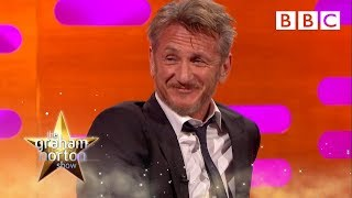 Sean Penn on his daughter's first date - The Graham Norton Show: Series 16 Episode 19 - BBC One