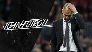 Guardiola llora por sus Dorados | Juanfutroll