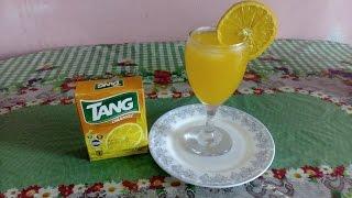 ট্যাং এর শরবত বানানোর সঠিক পদ্ধতি/Perfect Tang Drinks Recepie