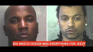Big Meech of BMF COSIGNED Jeezy giving Him Priceless Street Credibility,  Without He Would Be LIL J