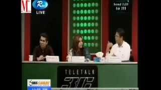 Bangla talkshow 28 october 2014 Date 28-10-2014 - Andaleeve Rahman