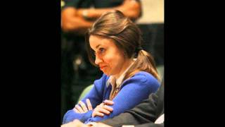 The REAL Casey Anthony.  Part 1 : (Is this the face of a child killer?)