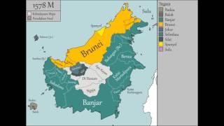 Sejarah Kalimantan / Borneo (45.000 SM - 2017 M)