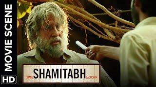 Minister wants to become Lifebuoy boy | Shamitabh | Movie Scene