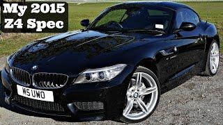 My 2015 BMW Z4 M Sport Specification