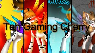 Teh Gaming Cherry - Speedpaint MLP [ Art Trade ]