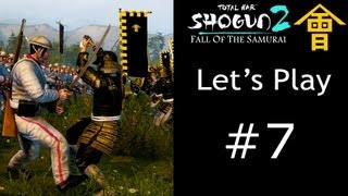 Let's Play: Shogun 2: FOTS - Aizu Campaign (Legendary) - Part 7: